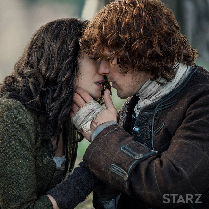 Jaime and Claire Fraiser, Outlander