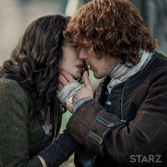 Jaime and Claire Fraiser, Outlander