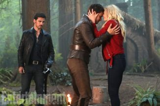 """ONCE UPON A TIME - """"A Pirate's Life"""" (ABC/Jack Rowand) COLIN O'DONOGHUE, ANDREW J. WEST, JENNIFER MORRISON"""