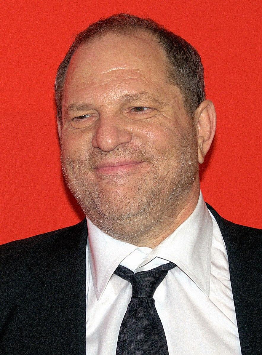 Harvey Weinstein is 2017 trash. Photo: Wikimedia Commons