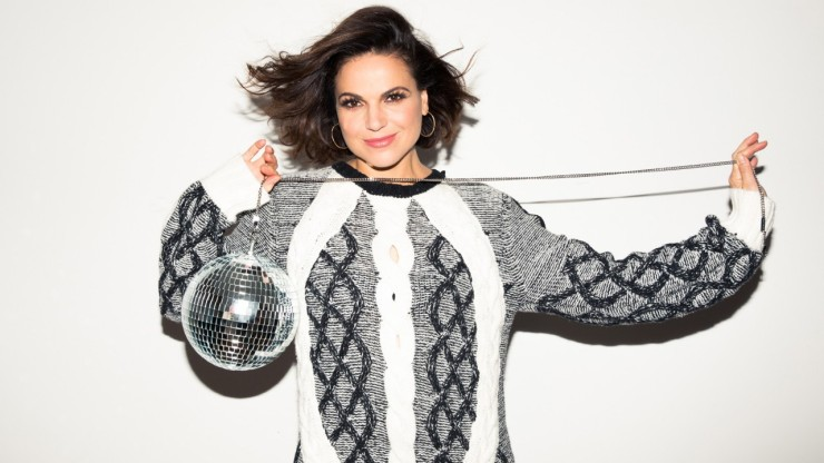 Lana Parilla will direct an episode of Once Upon a Time this season.
