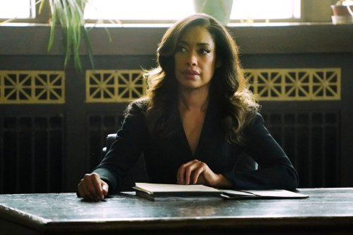 Gina Torres as Jessica Pearson -- Photo by: Elizabeth Morris/USA Network