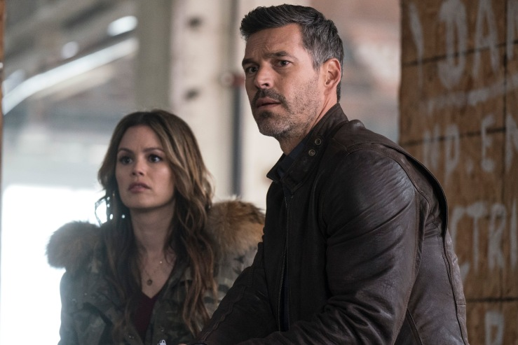 "TAKE TWO – ""Episode 101"" – ABC's ""Take Two,"" the network's newest procedural crime series starring Rachel Bilson (""Hart of Dixie,"" ""Nashville"") and Eddie Cibrian (""CSI: Miami,"" ""Rosewood""), is set to premiere THURSDAY, JUNE 21, at 10 p.m. EDT, on The ABC Television Network. (ABC/David Bukach) RACHEL BILSON, EDDIE CIBRIAN"