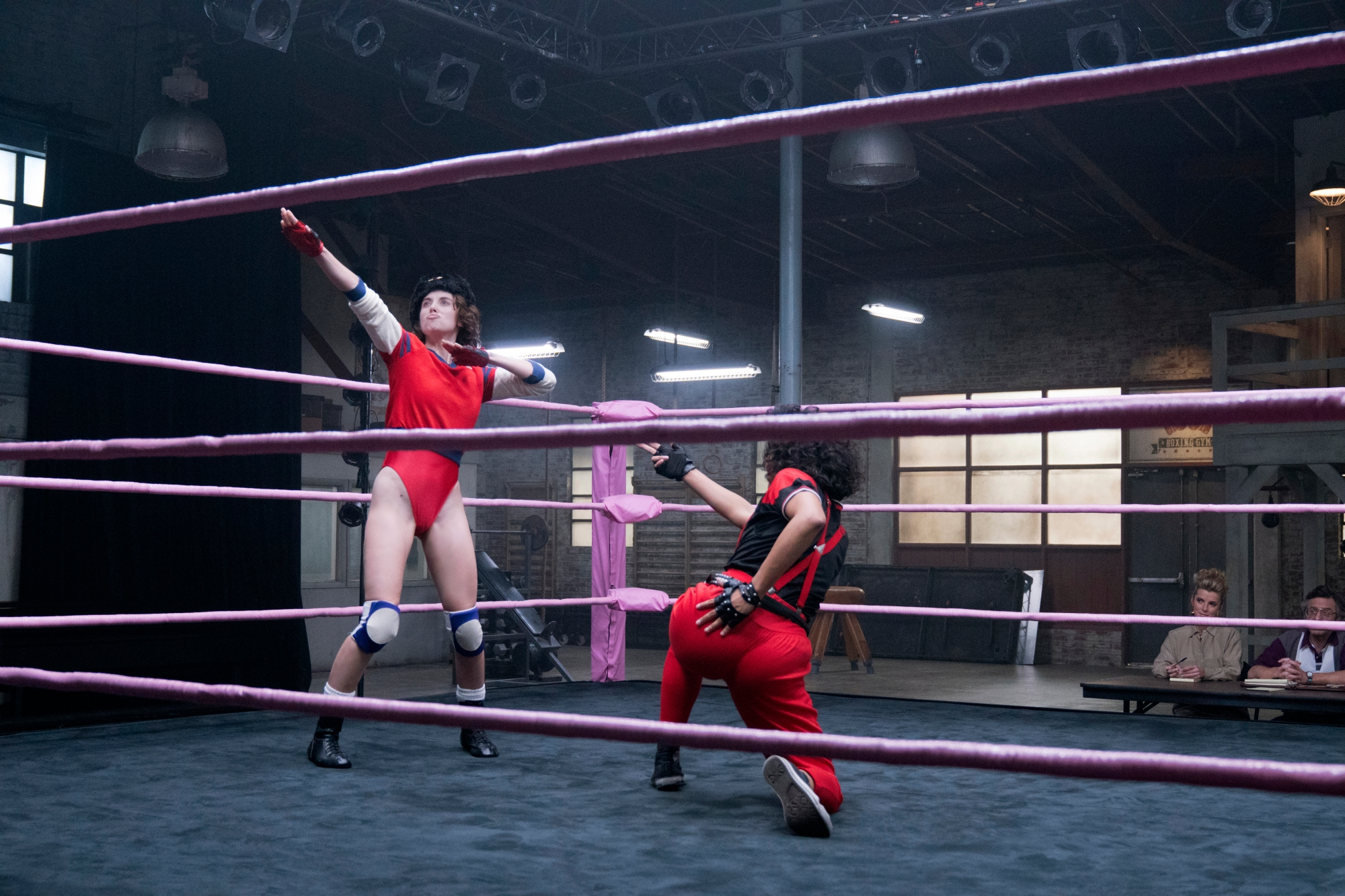 GLOW Season 2 Review The Glass Ceiling & The Working Woman
