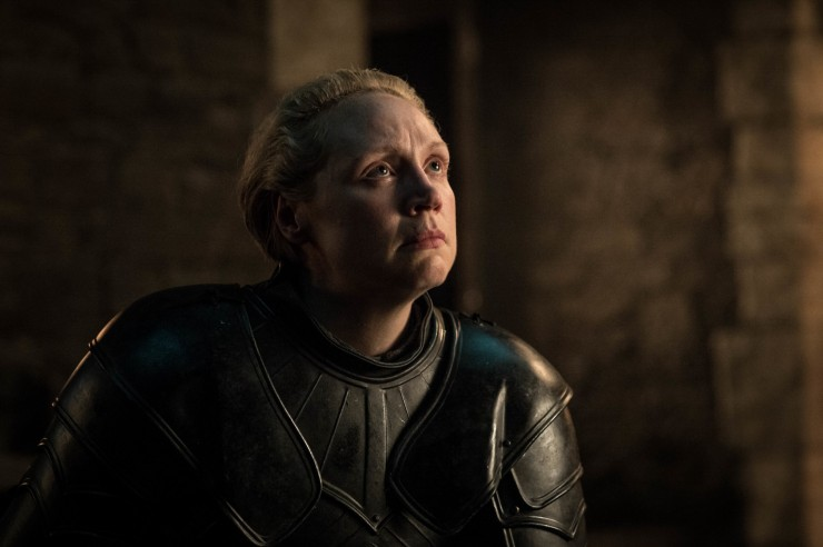 Game of Thrones Season 8 Gwendoline Christie as Brienne of Tarth
