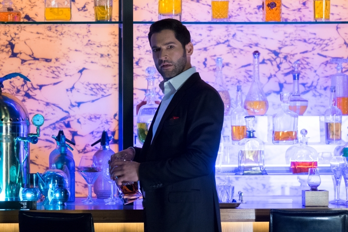 LUCIFER season 4: What's More Powerful Than The Devil? Tom Ellis as Lucifer