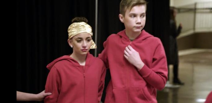 Dance Moms 8x03 Recap Brady Farrar comforts Gianina Paolantonio