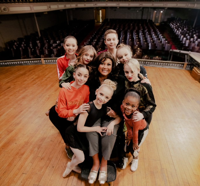 Abby Lee Miller is back for Dance Moms season 8! Photo Courtesy of Lifetime