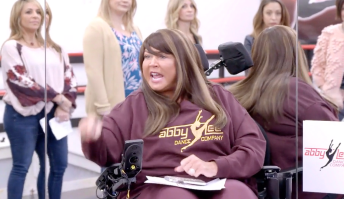Dance Moms 8x06 Recap Abby Lee Miller at Pyramid