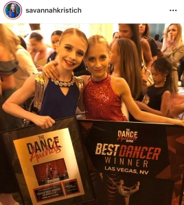 Dance Moms 8x07 Recap Savannah Kristich and Elliana Walmsley totally can't work together
